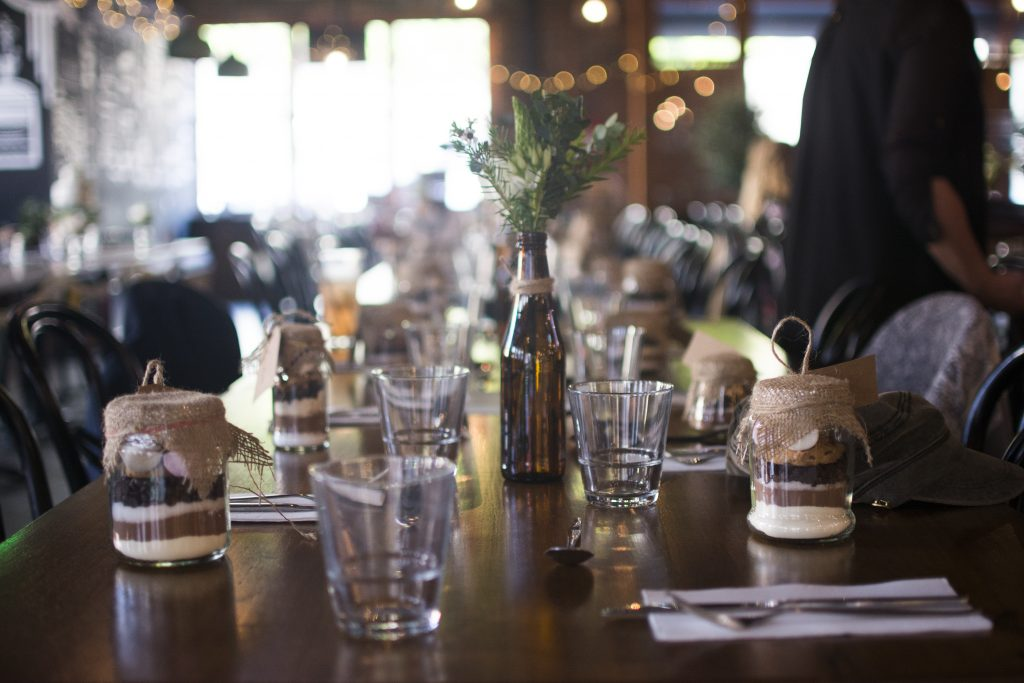 Corporate Functions in Central Coast